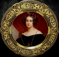 Austro-Hungarian noblewoman, married an Austrian count Arco-Steppberg, later divorced